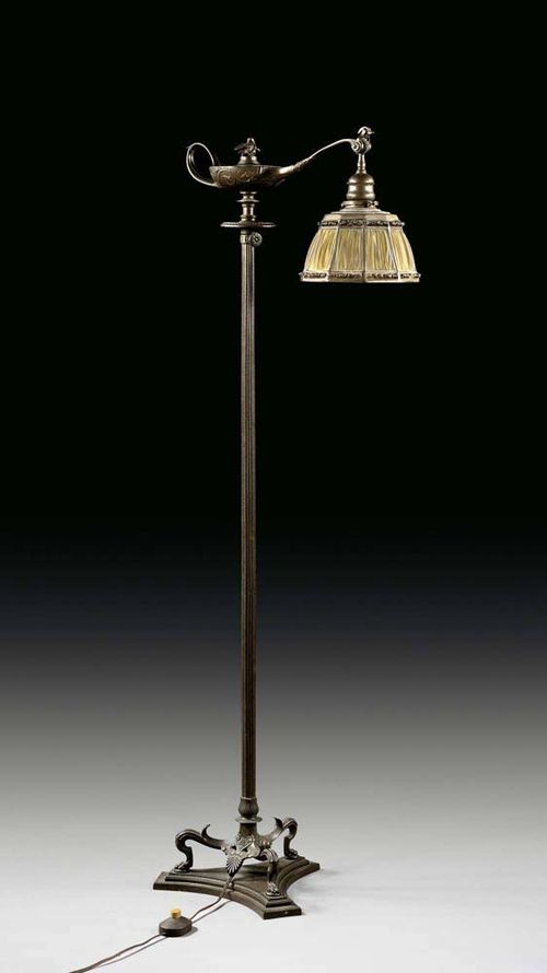 Stehlampe Louis Comfort Tiffany 1848 1933 Ca 1900