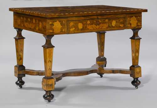 INLAID TABLE,