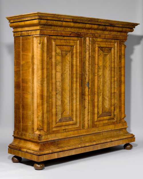 "BAROQUE CUPBOARD OR ""WELLENSCHRANK"","