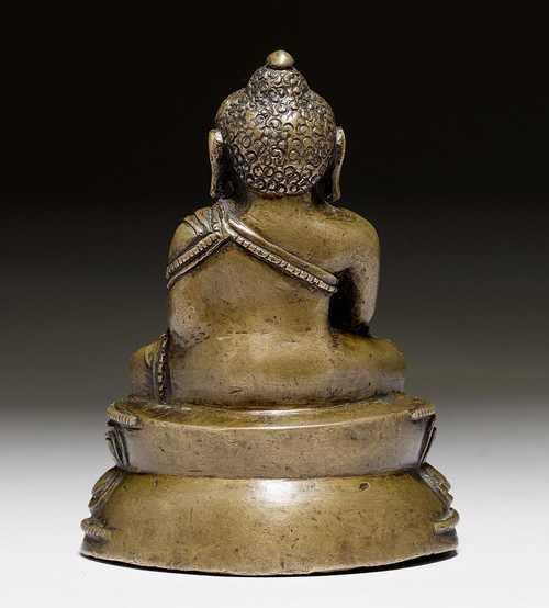 kleine buddha figur tibet 14 15 jh h 9 cm. Black Bedroom Furniture Sets. Home Design Ideas