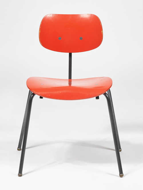 egon eiermann stuhl modell se 68 entwurf 1951 f r wilde. Black Bedroom Furniture Sets. Home Design Ideas