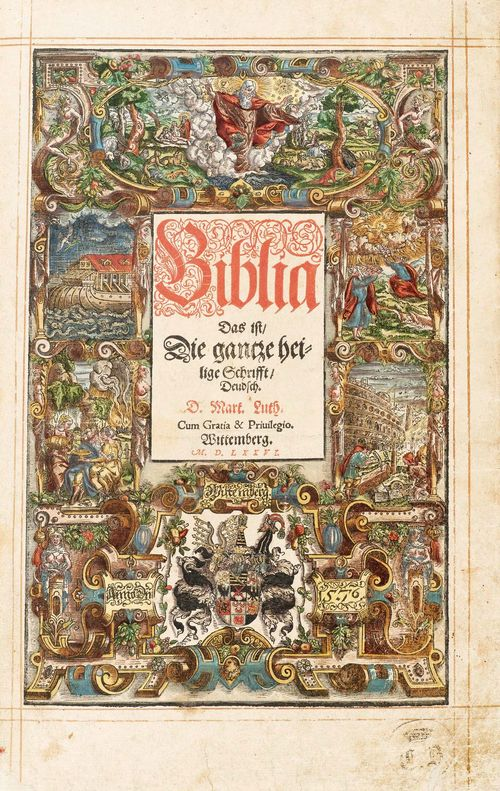 Biblia germanica -