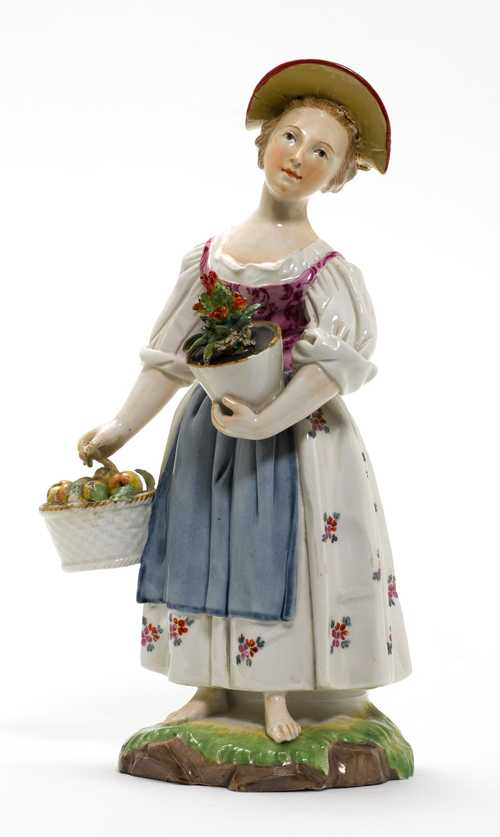 SMALL FEMALE GARDENER,