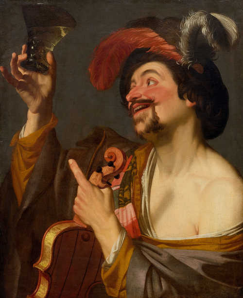 HONTHORST, GERARD VAN (WORKSHOP)