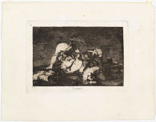 GOYA LUCIENTES, FRANCISCO DE