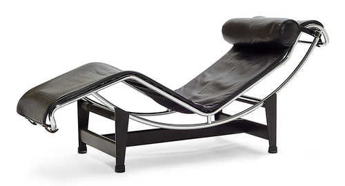 LE CORBUSIER, PIERRE JEANNERET & CHARLOTTE PERRIAND