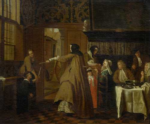 Workshop of JAN JOSEF HOREMANS THE ELDER