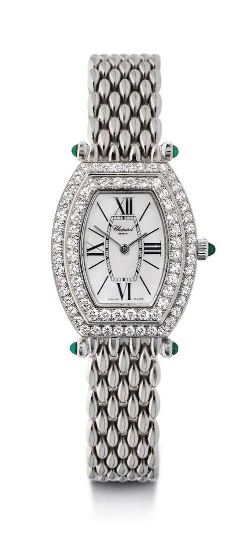 Chopard diamond Lady's Wristwatch.