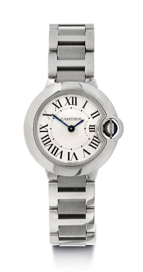 "Cartier ""Ballon Bleu"" Lady's Wristwatch, ca. 2010."