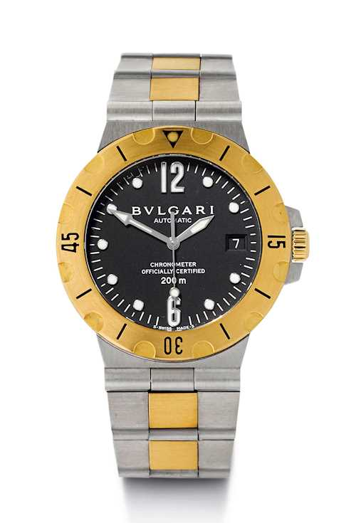 Bulgari Chronometer.