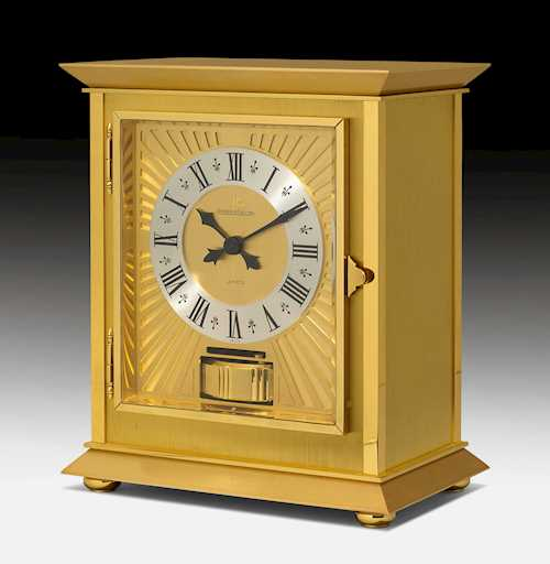 ATMOS TABLE CLOCK,