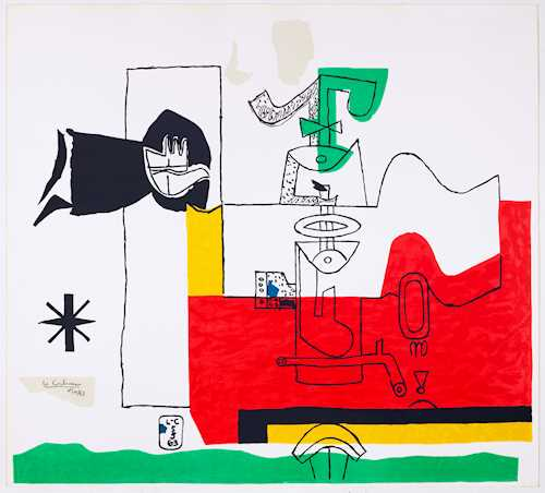 LE CORBUSIER (CHARLES-EDOUARD JEANNERET)