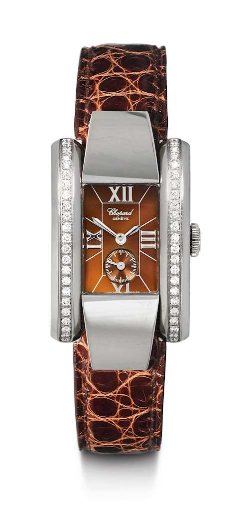"Chopard ""La Strada"" diamond Lady's Wristwatch."