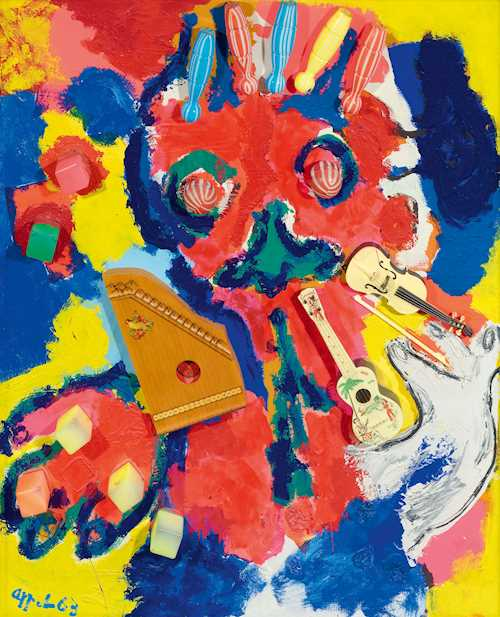 KAREL APPEL