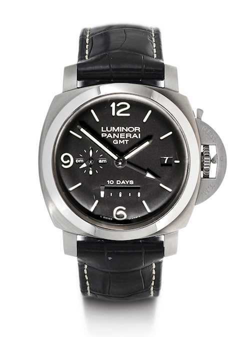 Panerai Luminor GMT 10 Days, 2008.