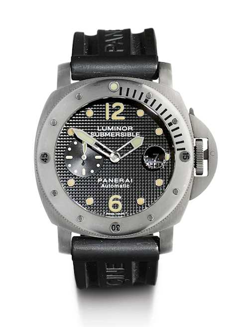 Panerai Luminor Submersible, 2004.