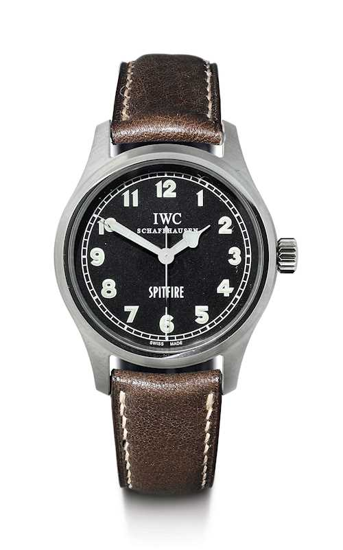 IWC limited Spitfire Pilot's Watch Mark XV, 2001.