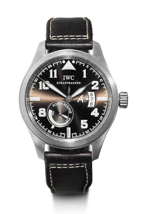 IWC Pilot's Watch, Limited Edition: Antoine de Saint Exupéry, 2007.