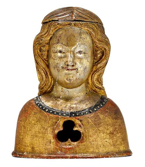 RELIQUARY BUST,