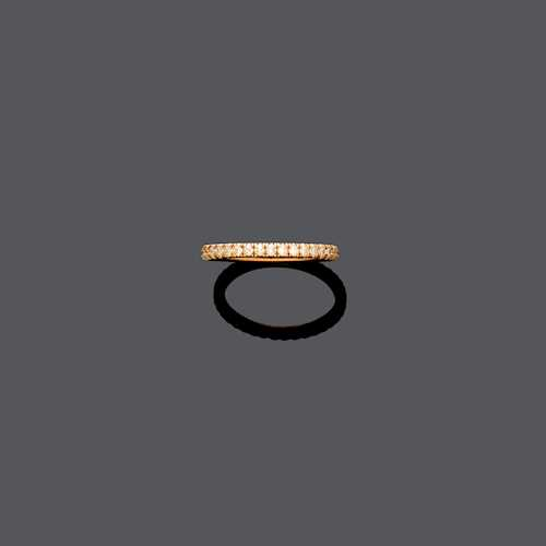 MEMORY RING, BY CARTIER.