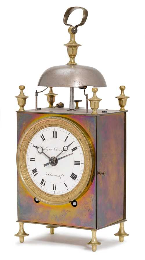 OFFICER'S CLOCK / CAPUCINE