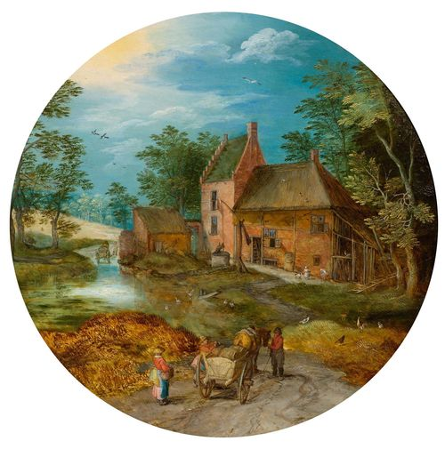 BRUEGHEL, JAN D. Ä.