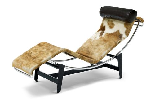 Le corbusier pierre jeanneret charlotte perriand 1887 for Chaise longue b306
