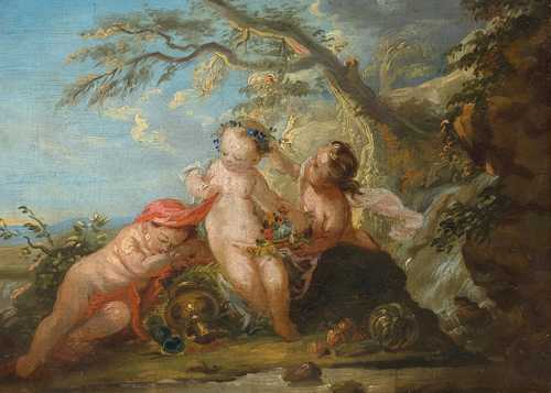 Circle of FRANCOIS BOUCHER
