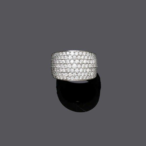 DIAMOND RING, BY PIAGET.