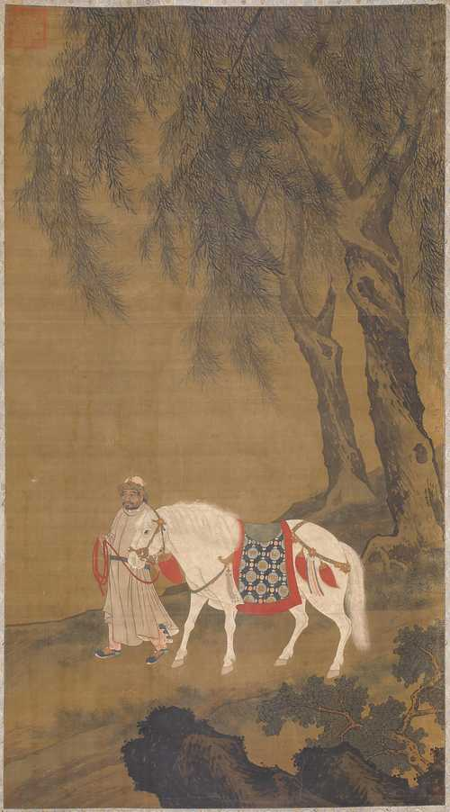 A LARGE PAINTING IN THE STYLE OF LI YOU (Song Dynasty).