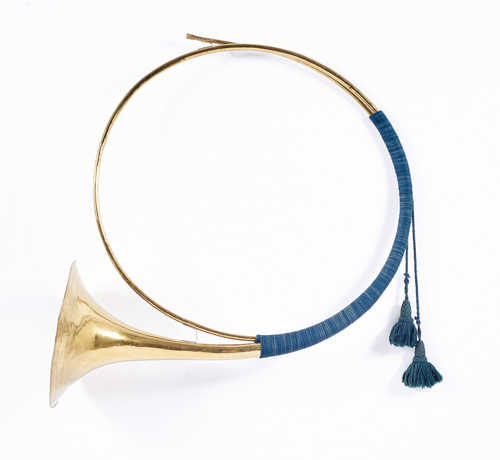 HUNTING HORN IN AS,