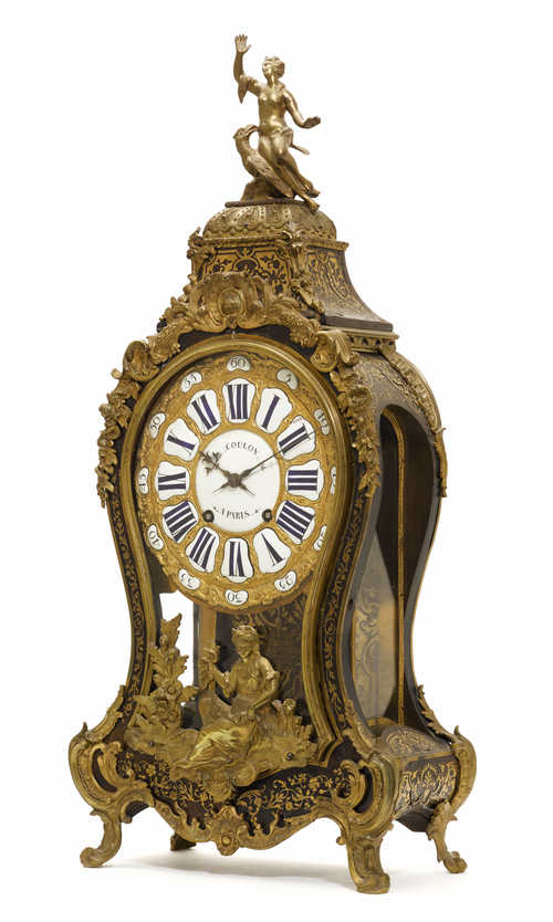 BOULLE CLOCK,