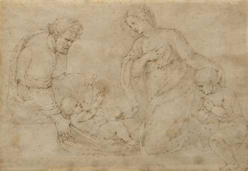 RAFFAELO SANZIO DA URBINO (CIRCLE/SCHOOL OF)