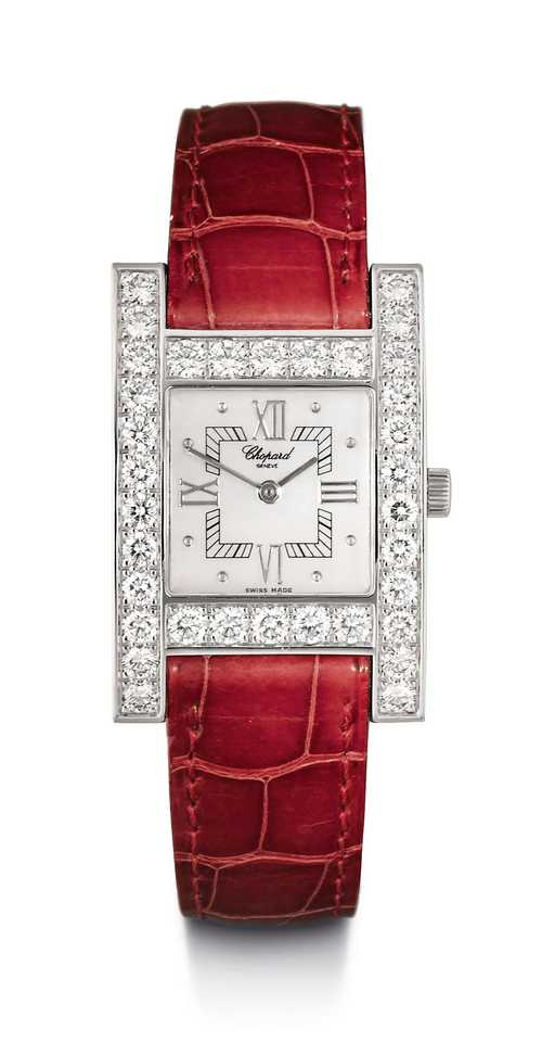 "Chopard, diamond watch, ""Your Hour"", ca. 2010."
