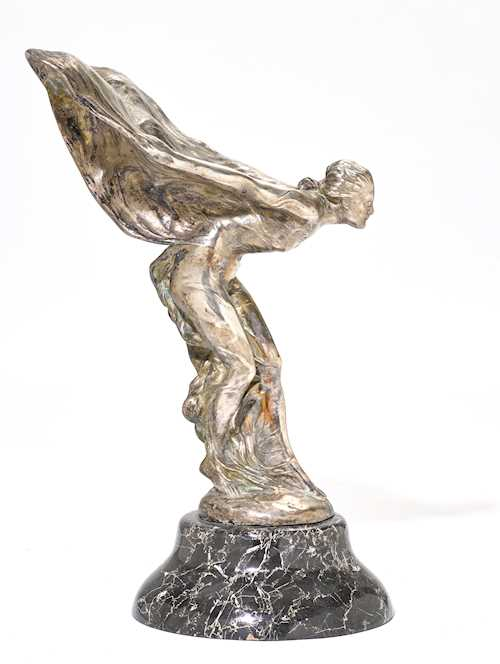 """SPIRIT OF ECSTASY"" FIGURE,"