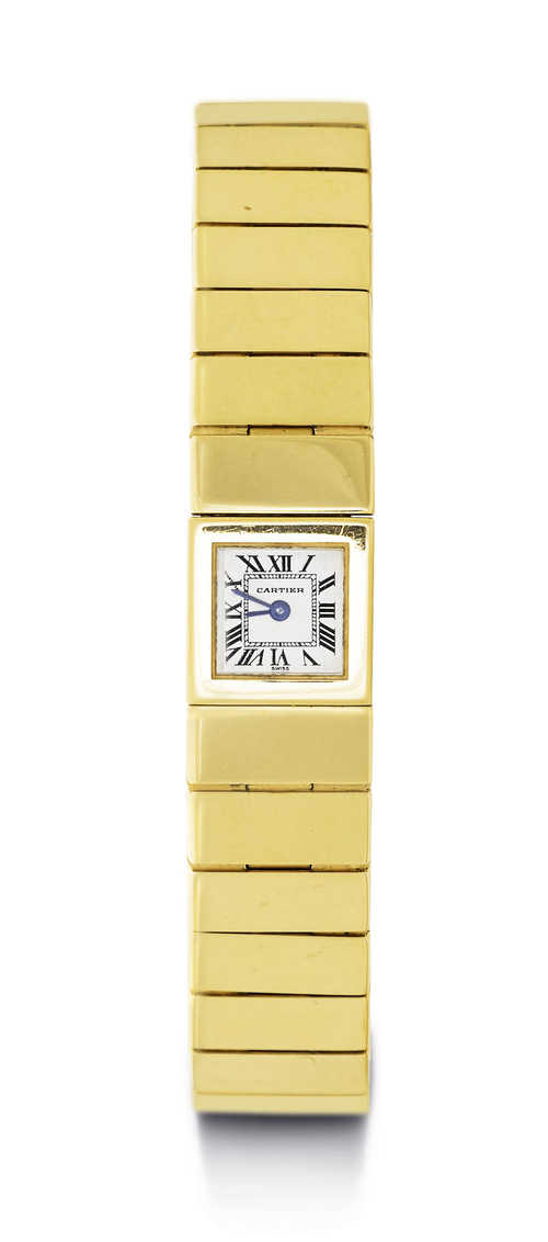 Cartier Lady's Wristwatch.