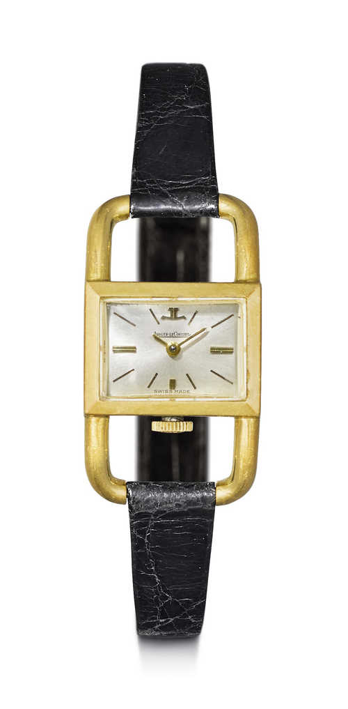 Jaeger Le Coultre Lady's Wristwatch, 1960s.