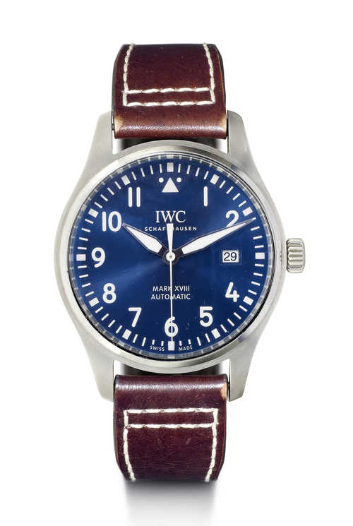 IWC Pilot's Watch Mark XVIII, 2016.