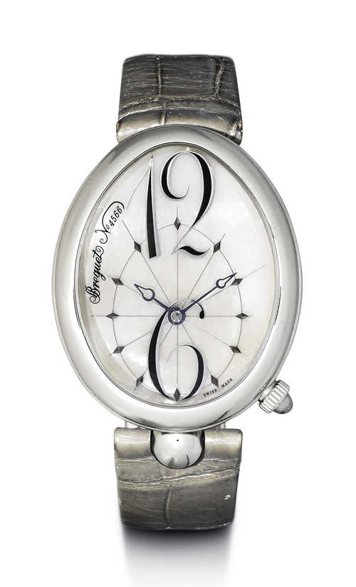 "Breguet ""Reine de Naples"" Lady's Wristwatch."