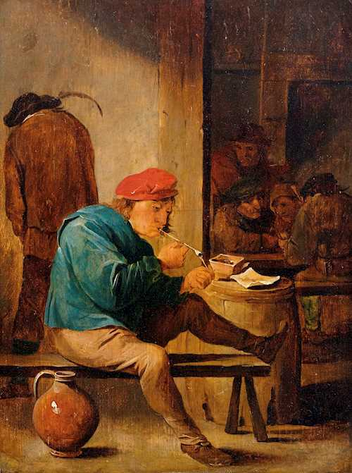 DAVID TENIERS THE YOUNGER (FOLLOWER OF)