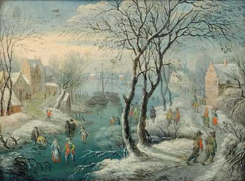 JAN BRUEGHEL the Elder (FOLLOWER OF)