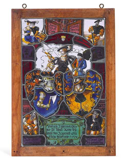ALLIANCE ARMORIAL PANEL,