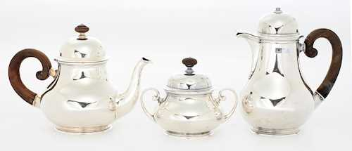SMALL COFFEE AND TEA SERVICE,