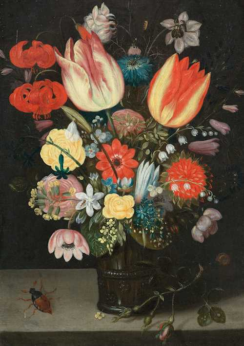 """1972 Vintage GAUGUIN /""""STILL LIFE WITH FLOWERS/"""" LOVELY COLOR offset Lithograph"""