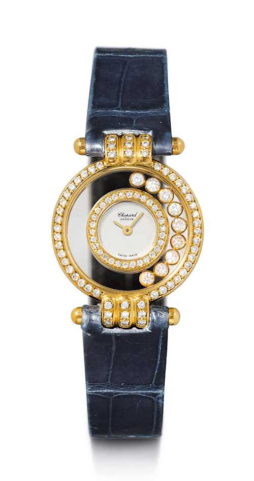 Chopard Happy Diamond Damenuhr.