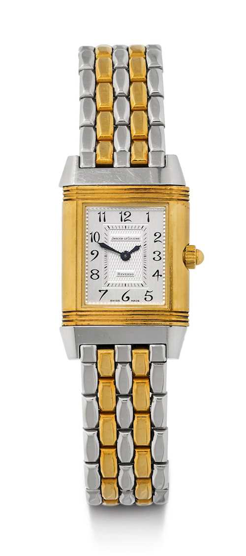 Jaeger le Coultre Reverso Duetto, 2003.