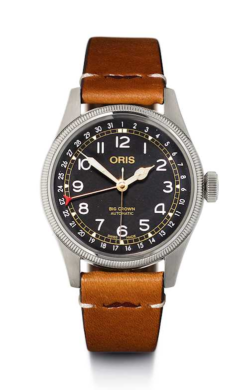 "Oris ""Big Crown"" Pointer Date, 2019."