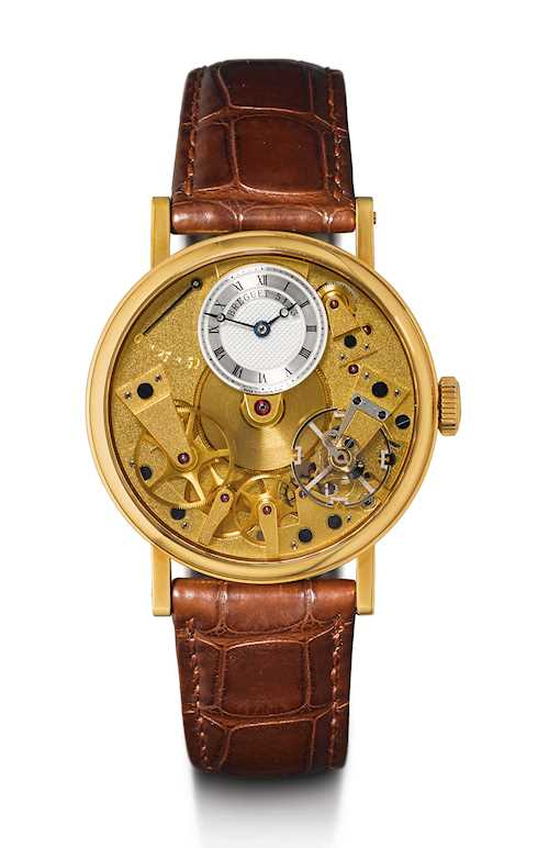 "Breguet ""Tradition"", attraktive Herrenuhr, 2006."