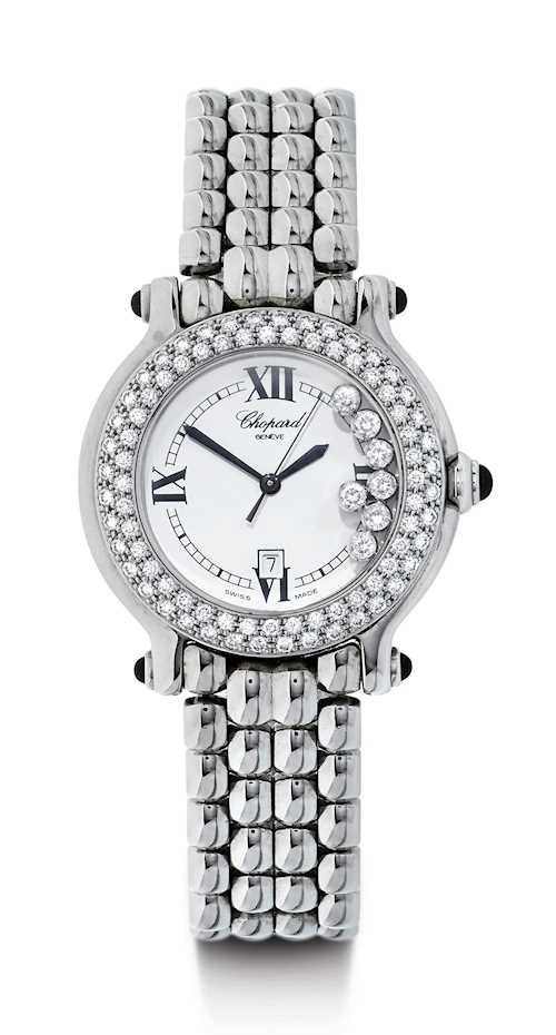 "Chopard ""Happy Sport""."