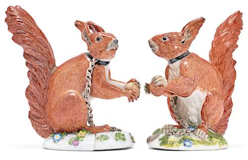 TWO MODELS OF SQUIRRELS,